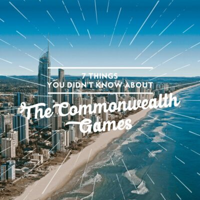 7 Things You Didn't Know About The Commonwealth Games