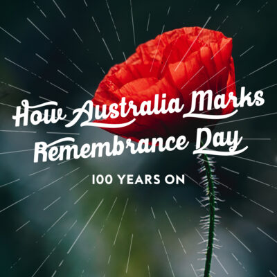 How Australia Marks Remembrance Day, 100 Years On