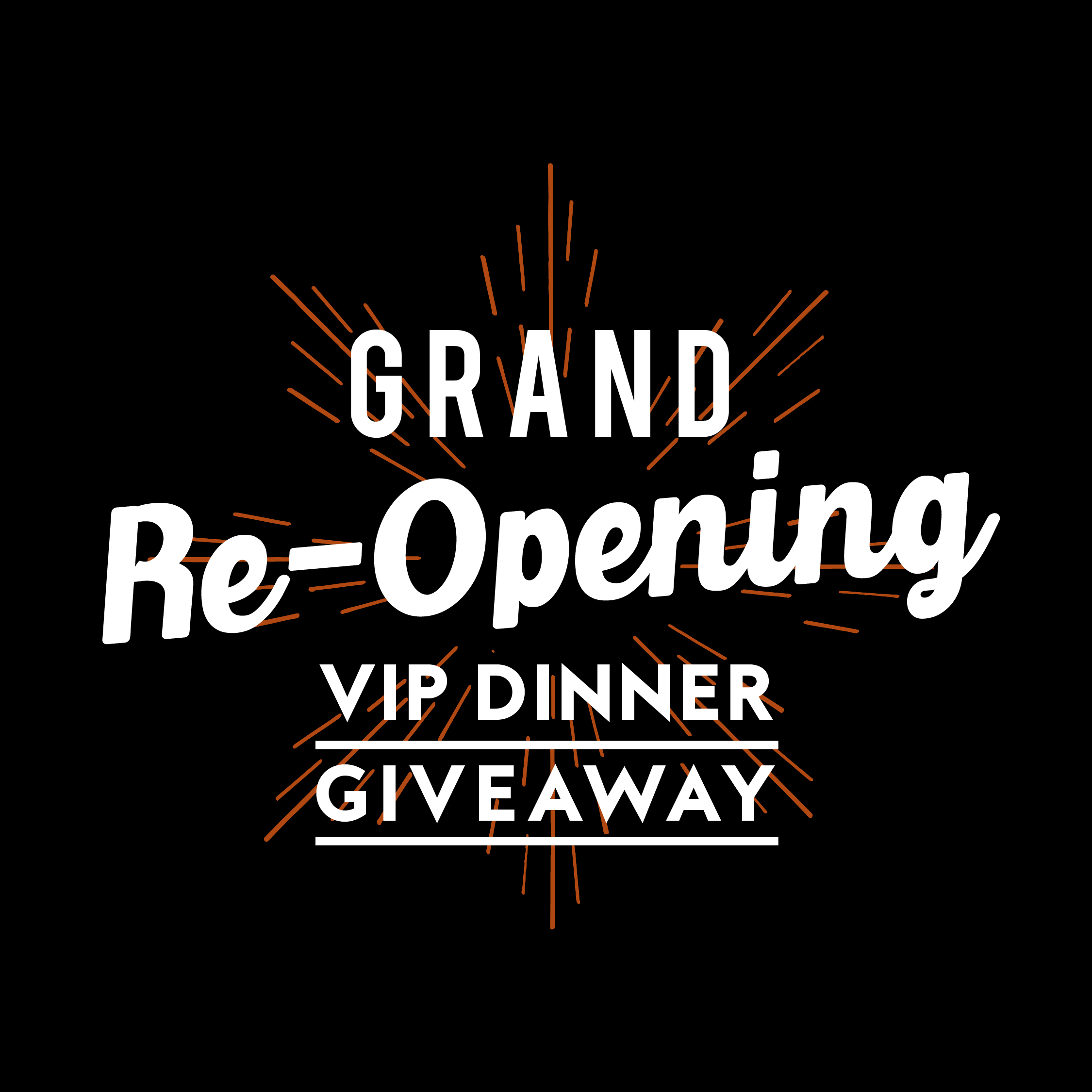 Delacombe Grand Re-opening Giveaway!